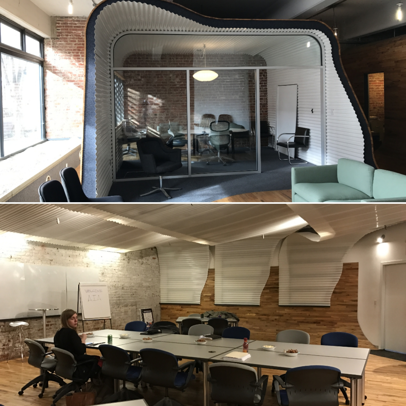 aia cincinnati is leading the charge to create a design center to support the greater cincinnati environmental design community the location will be home - Environmental Interior Design